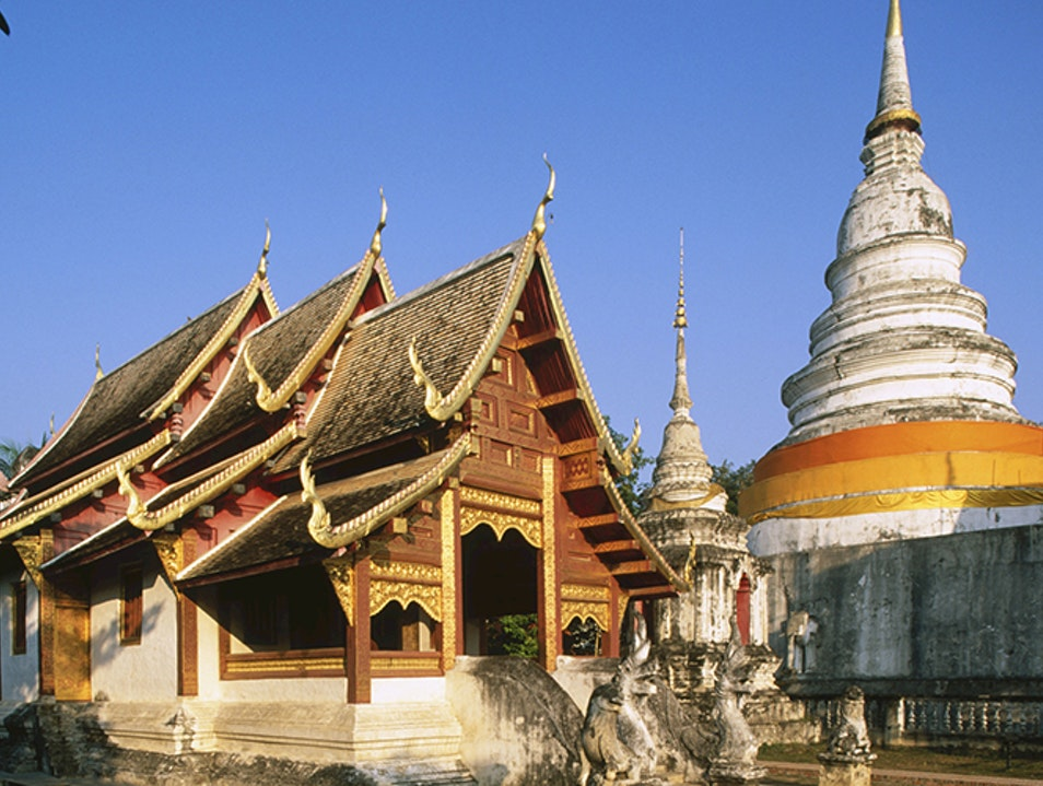 Tour the Old City  Chiang Mai  Thailand