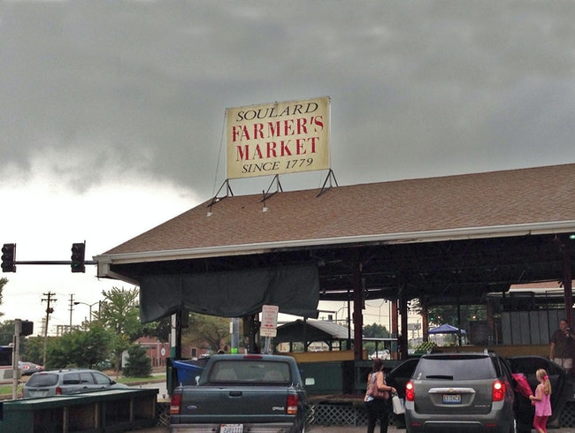 Oldest and Best Farmer's Market West of the Mississippi