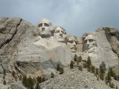 Mt Rushmore Rapid City South Dakota United States