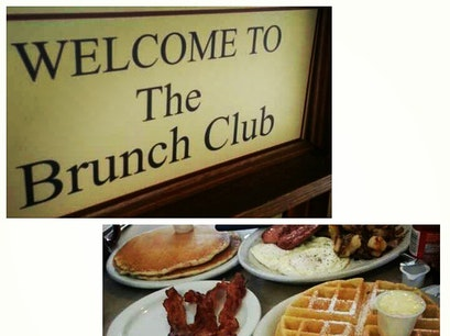 THE BRUNCH CLUB Dayton Ohio United States