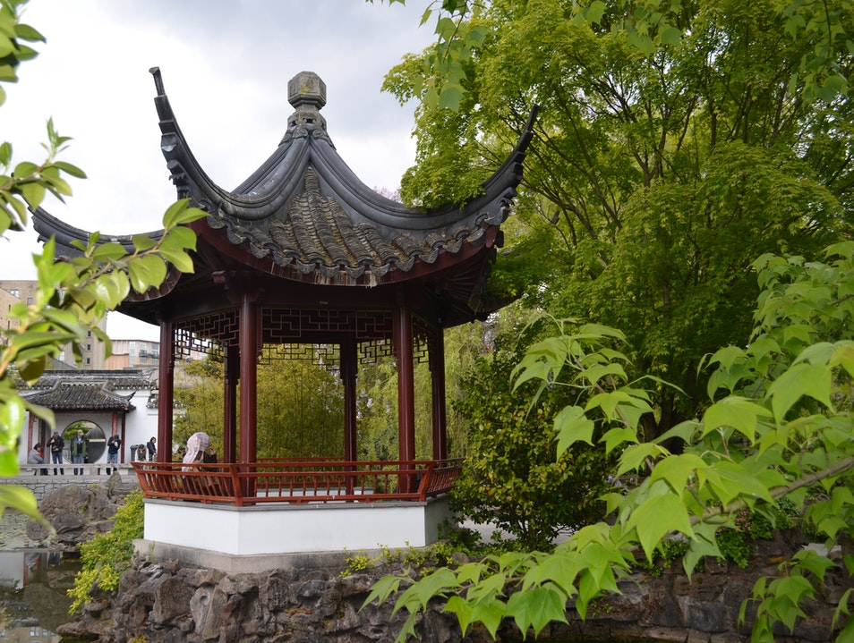 Zen in the City: Vancouver's Chinese Classical Garden Vancouver  Canada