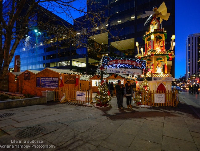 Denver Christmas Market