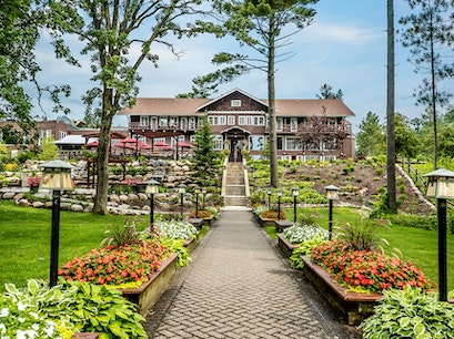Grand View Lodge Spa & Golf Resort  Minnesota United States