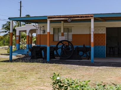 Heritage Collection Museum East End Village  Anguilla