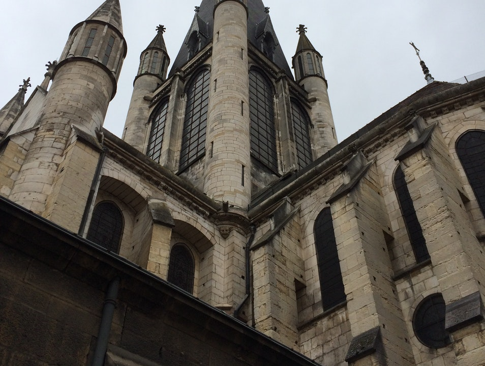 The Notre-Dame of Dijon