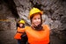 Caving in Canyon Matka