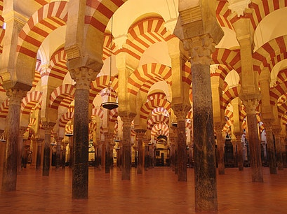 Mosque-Cathedral of Córdoba Cordoba  Spain
