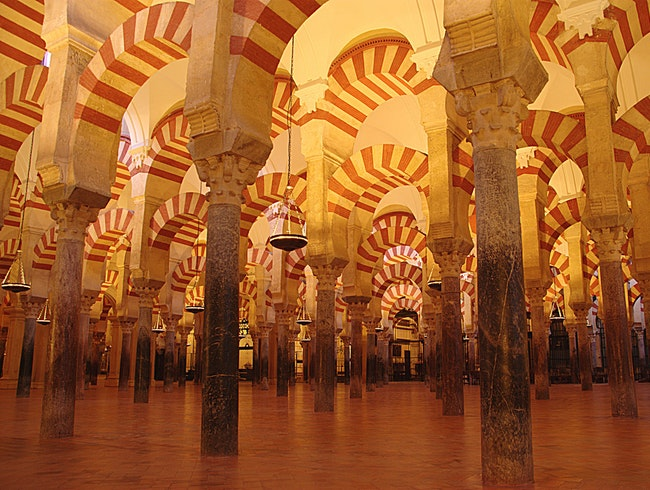 Get Lost in the Grandeur of the Great Mosque