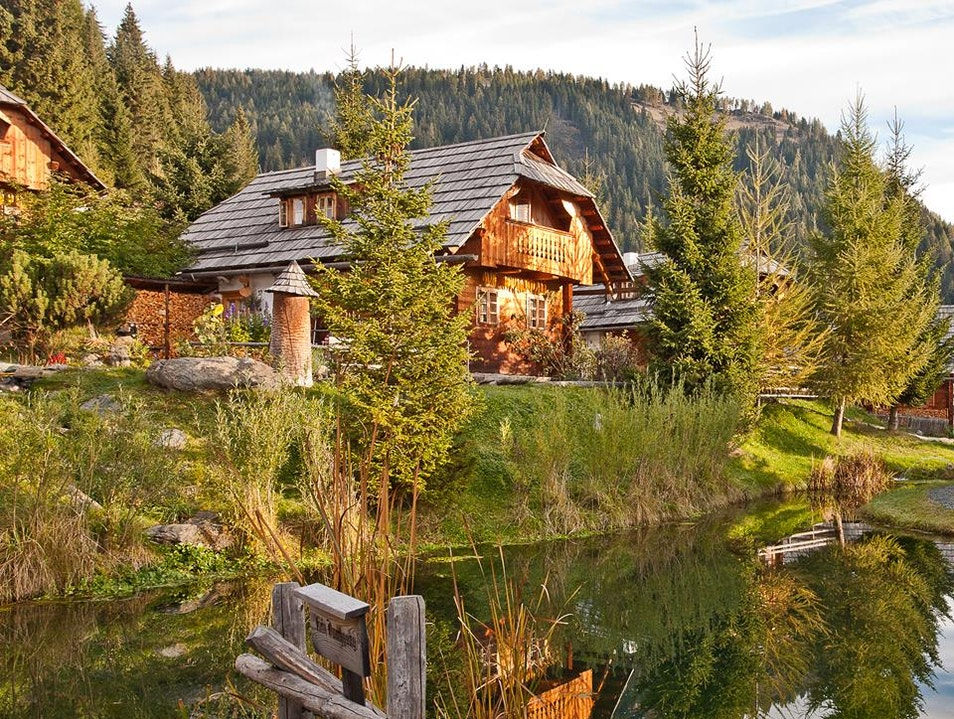 Luxurious Mountain Cottages in Carinthia