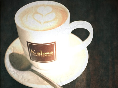 Kahwa Cafe Roasting St. Petersburg Florida United States