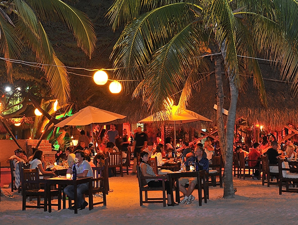 MooMba Beach Bar & Restaurant Noord  Aruba