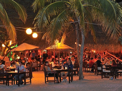 MooMba Beach Bar Noord  Aruba