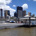South Bank Ferry Terminal Brisbane  Australia