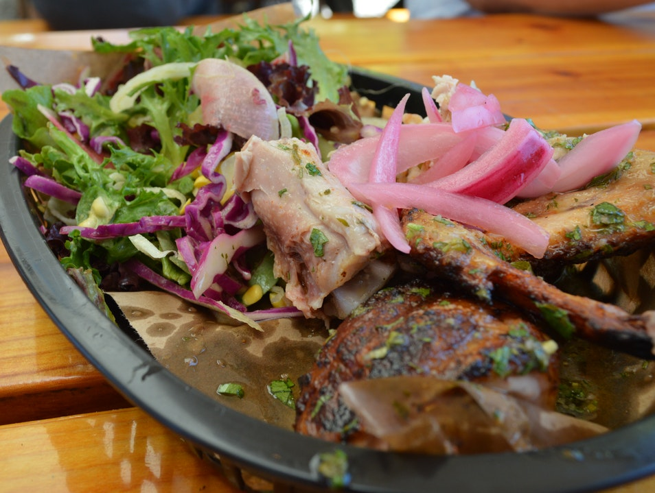 Sophisticated Street Food in Southeast PDX Portland Oregon United States