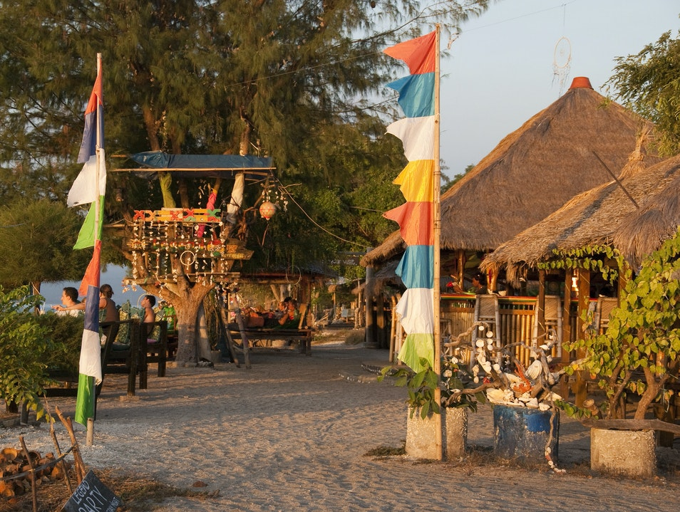 Gili Sun Downer Pemenang  Indonesia