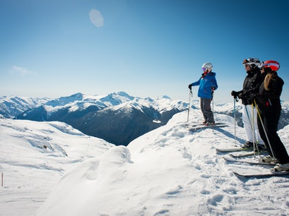 Skiing and Winter Adventures Whistler  Canada