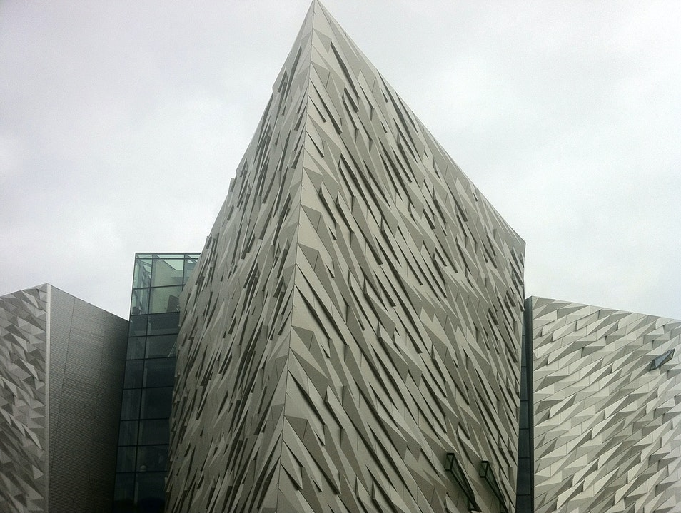Titanic Center, Belfast Belfast  United Kingdom