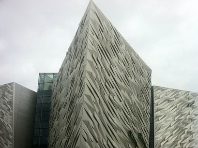 Titanic Belfast Building Belfast  United Kingdom