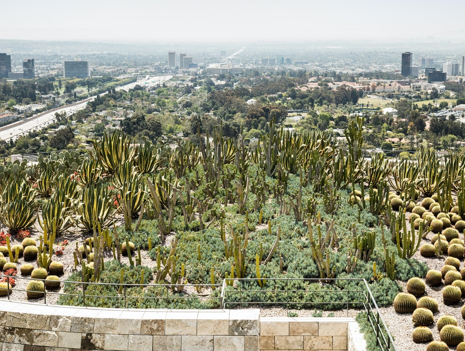 Getty Center Los Angeles California United States