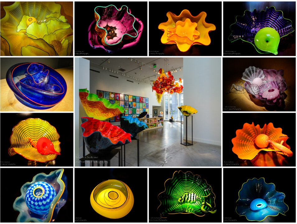 Dale Chihuly store Las Vegas Nevada United States