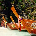 Noppharatthara Beach-Phi Phi Islands National Park Ao Nang  Thailand