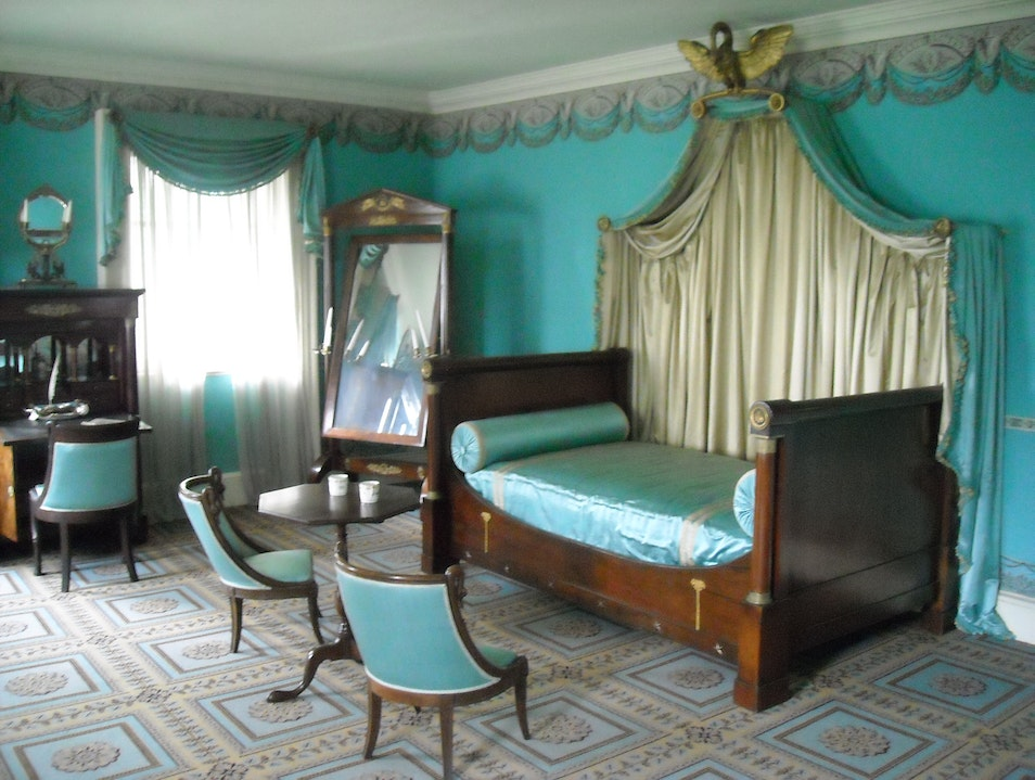 A Historical Oasis: The Morris–Jumel Mansion New York New York United States