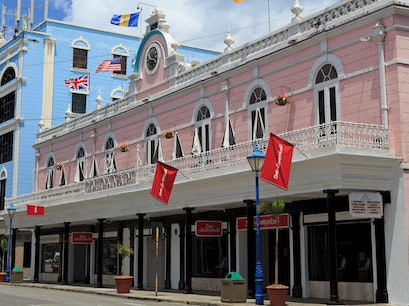 Historic Bridgetown Bridgetown  Barbados