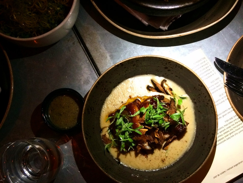 Dive Into A Dinner At Little Sister