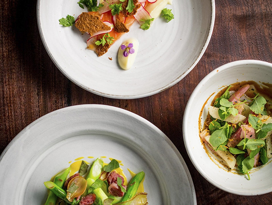 Aster: Textured NorCal Cooking in the Mission