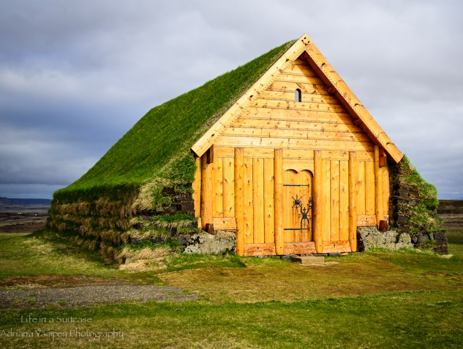 Little cottage  South  Iceland