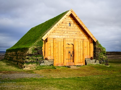 Skálholt South  Iceland