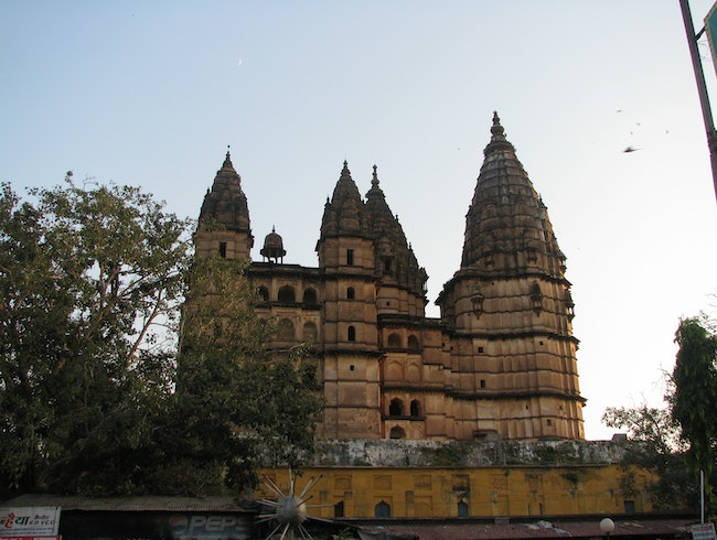 Temples and Palaces from the Time of Akbar