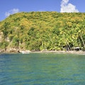 Anse Mamin Soufriere  Saint Lucia