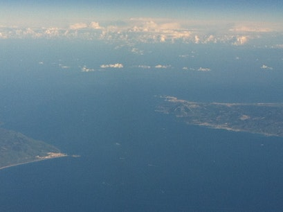 The Strait of Gibraltar Gibraltar  Gibraltar