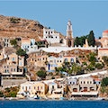 Symi Rhodes  Greece