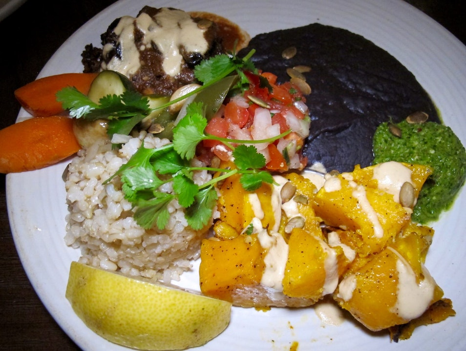 Melrose's Mexican Vegan Restaurant West Hollywood California United States