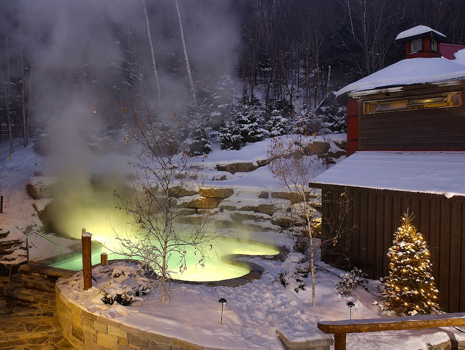 Spa Scandinave Mont-Tremblant  Canada