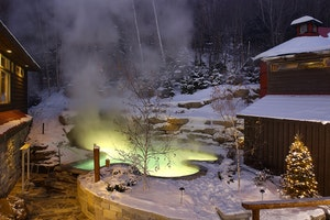Spa Scandinave - Mont-Tremblant