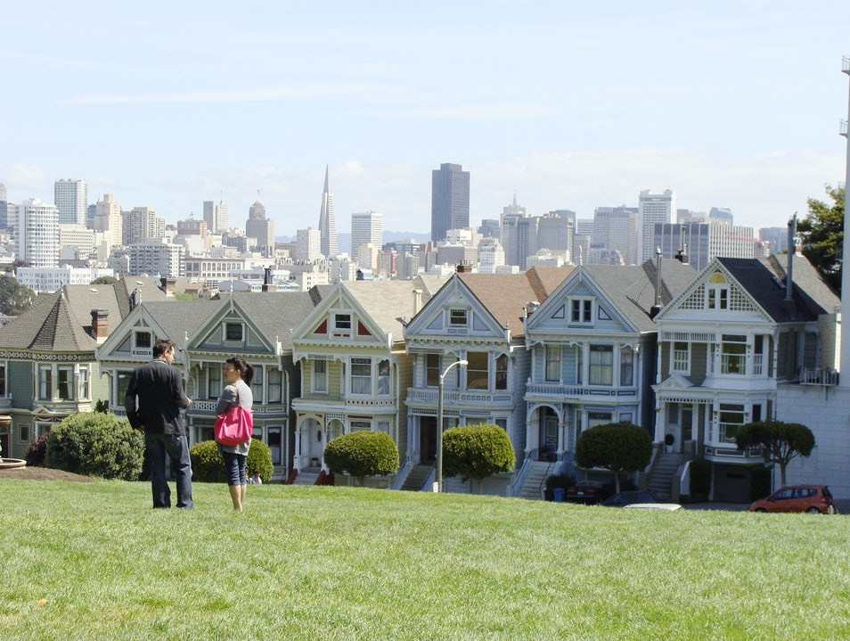 Alamo Square, San Francisco San Francisco California United States
