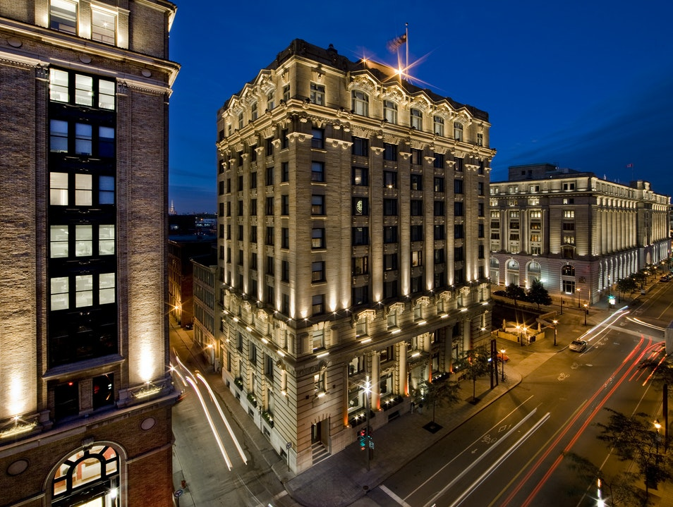 Hotel St. Paul  Montreal  Canada