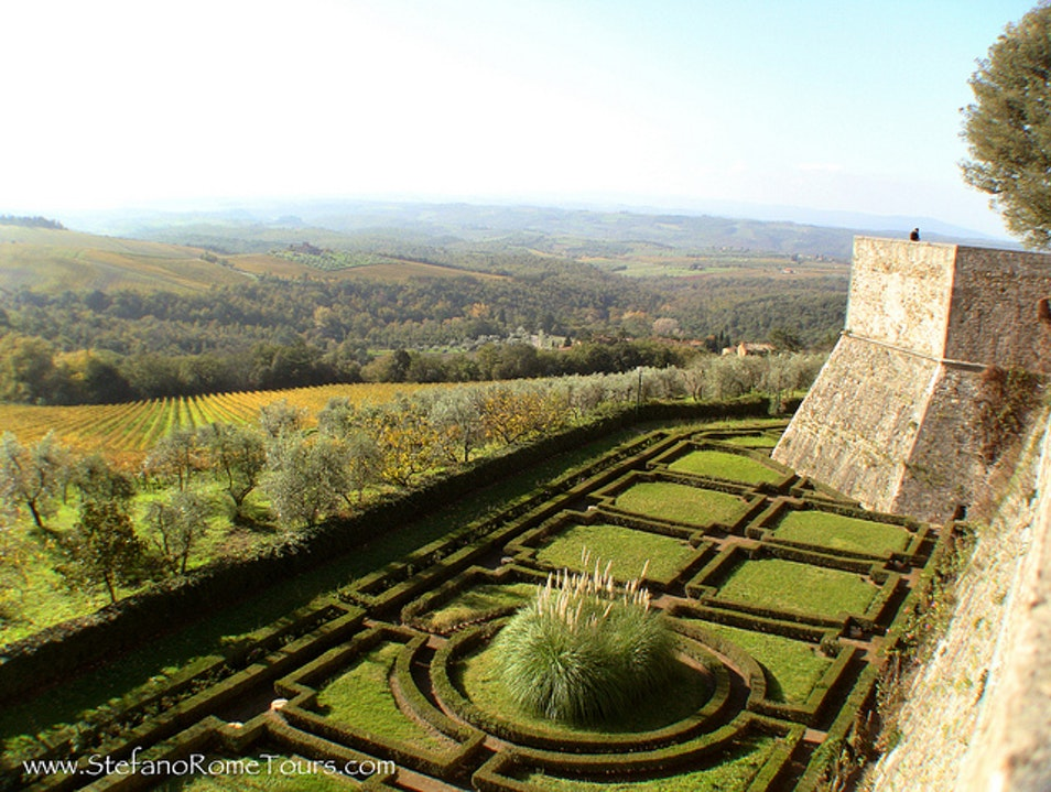 The Birthplace of Chianti