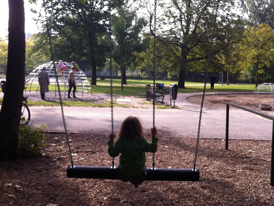 The Parks and Playgrounds of Amsterdam