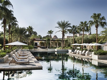 Four Seasons Resort Marrakech Marrakech  Morocco