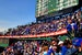 Best Place to Meet Chicago Locals: Wrigley Field Bleachers  Chicago Illinois United States