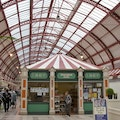 Grainger Market Newcastle Upon Tyne  United Kingdom