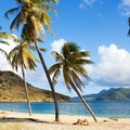 Cockleshell Bay Beach Saint George Basseterre Parish  Saint Kitts and Nevis