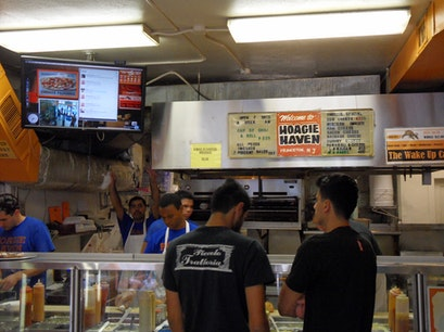 Hoagie Haven Princeton New Jersey United States
