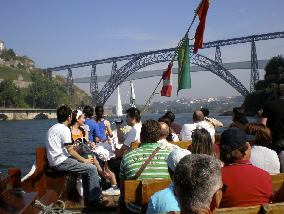 Touring the Six Bridges of Oporto, Portugal
