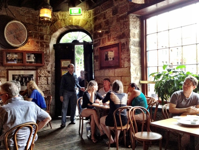 Drink at one of Sydney's Oldest Hotels