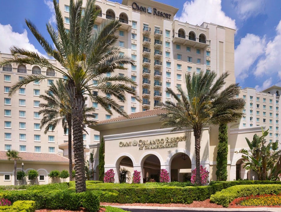 Finding A Great Orlando Resort